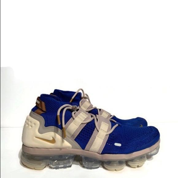 promo code 3928f 3a817 Nike Air Vapormax FK Utility Blue/Bronze NWT